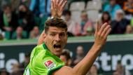 Unglaublich: Mario Gomez ist beim VfL Wolfsburg immer noch ohne Tor