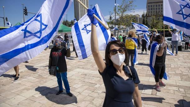 Darf Netanjahu überhaupt eine Regierung bilden?