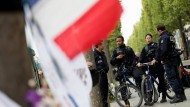 Urnengang im Ausnahmezustand -  Franzosen wählen neuen Präsidenten