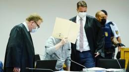 Angeklagter im Prozess um Paketbomben an Lebensmittelfirmen bestreitet Schuld