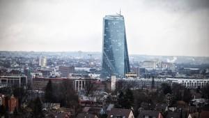 Die EZB pumpt und pumpt