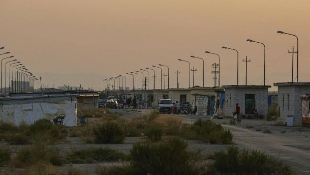 Wie Flüchtlinge in Italiens größtem Slum leben