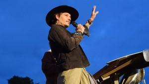 Trump-Sohn will Johnny Depp gefeuert sehen