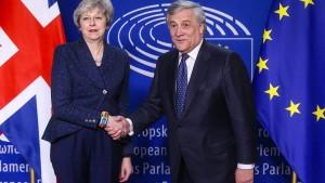 Verschiebung des Brexit nur um wenige Wochen möglich