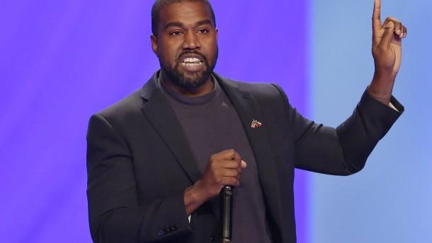 Kanye West setzt auf die Wahl 2024