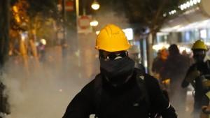 Hongkongs Regierungskritiker wollen weiter demonstrieren