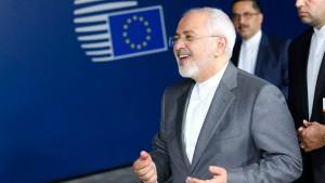 EU und Iran entwerfen Plan zur Rettung des Atomabkommens