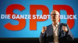 SPD kann auf klaren Sieg hoffen