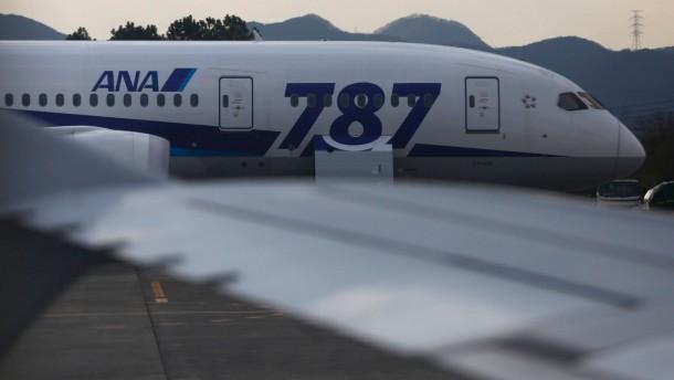 Behörden weiten Untersuchung des Dreamliner aus