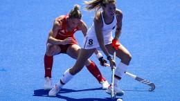 Hockey-Damen starten mit Sieg gegen Olympiasieger Großbritannien