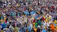 Sechs Millionen kommen zum Papst