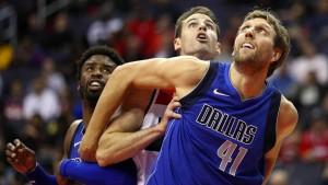 Nowitzki gewinnt mit Dallas – Zipser verliert mit Chicago