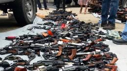 Mann droht lange Haft wegen Waffenarsenal in seiner Villa