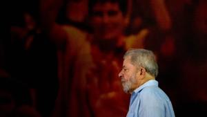 Lula darf Brasilien nicht verlassen