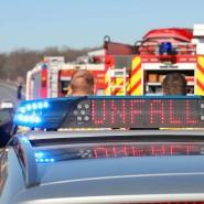 Eine junge Frau ist bei einem Unfall auf der A7 nahe Fulda gestorben. (Symbolbild)
