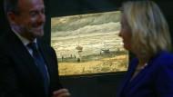 Gestohlene van Gogh Bilder sind zurück im Museum