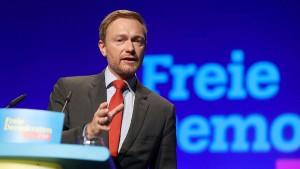 """FDP verliert nach """"Jamaika""""-Aus an Zustimmung"""