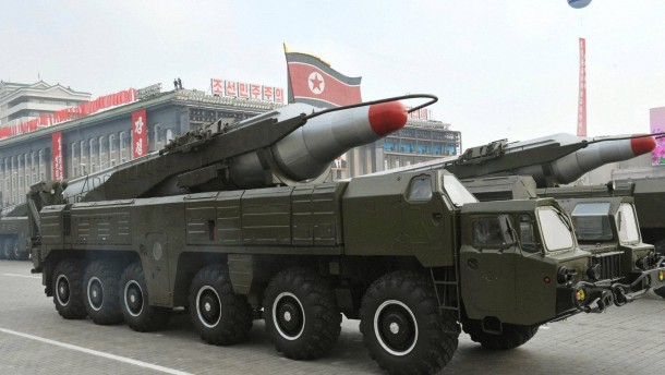 North Korea Missiles removed from east coast launch site