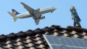 Vermessungsflüge sorgen für nächtlichen Lärm