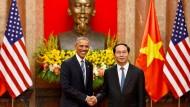 Amerika beendet Waffenembargo gegen Vietnam