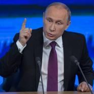Der russische Präsident Wladimir Putin: Vorwürfe an den Westen