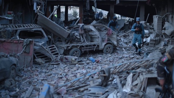 Mindestens 23 Tote durch Explosionen auf Markt