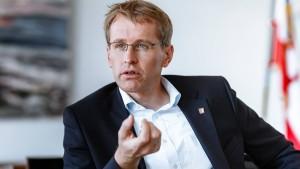 """Daniel Günther klagt über """"Verzagtheit"""" in der Politik"""