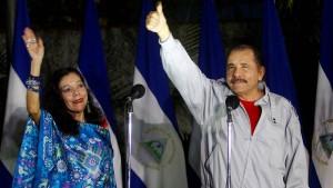 Daniel Ortega in Nicaragua wiedergewählt