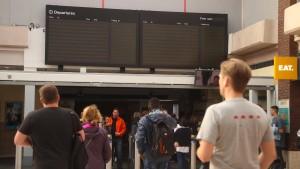 Teile Londons und Großbritanniens von Stromausfall betroffen