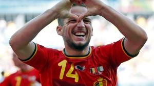 Belgiens Sieg der Joker