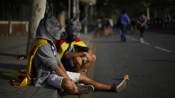 Was in Spanien passiert, wenn die Zentralregierung durchgreift
