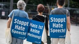 Bayern fordert bis zu fünf Jahre Haft für Hetzer