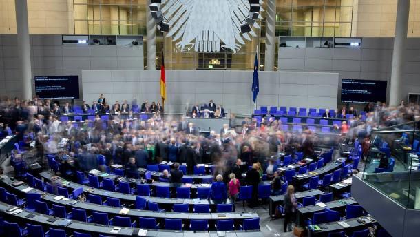 Bundestag beschließt Kompromiss zu 219a