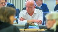 Der suspendierte Regensburger Oberbürgermeister Joachim Wolbergs