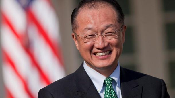 Die Weltbank neu ausrichten