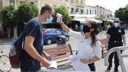 Griechenland verschärft Corona-Beschränkungen wieder
