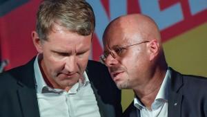 Gründen Höcke und Kalbitz ihre eigene Partei?