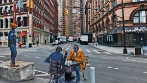 Stille Tage in New York