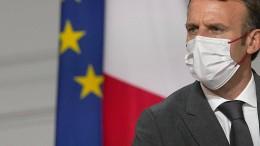 Impfpflicht für Frankreichs Gesundheitspersonal