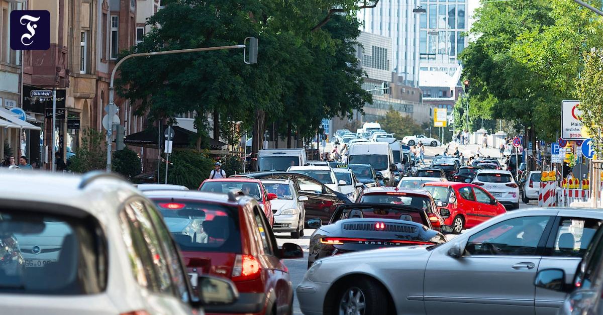 Verkehrsstau Aktuell