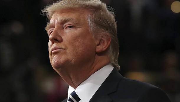 Amerika und die erste Trump-Rede zur Lage der Nation