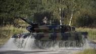 Bundeswehr soll Nato-Speerspitze bilden