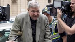 Kardinal Pell bleibt hinter Gittern