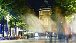 Baden-Württemberg beschließt nächtliche Ausgangssperren für Hotspots