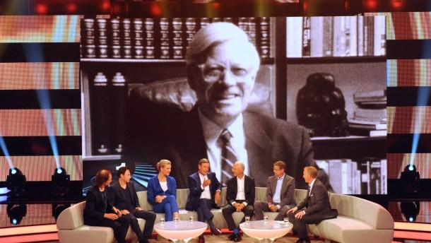 Wir brauchen Helmut Schmidt!