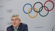 Nachhaltigkeit, Vermächtnis, Transparenz: IOC-Präsident Thomas Bach wird künftig nach diesen Kriterien Austragungsstädte auswählen