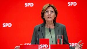 """""""Es ist nicht an der SPD gescheitert"""""""