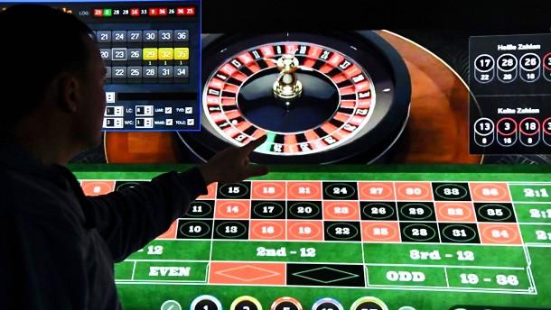 Die totale Kontrolle über das Glücksspiel