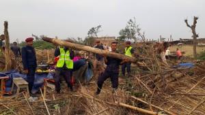 Mindestens 27 Tote bei Sturm in Nepal