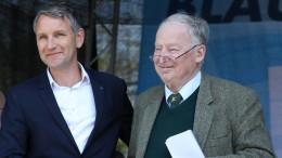 Bundestag prüft Zahlungen an Höckes Kreisverband